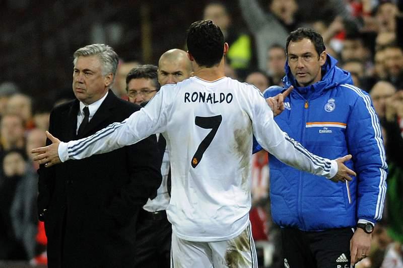 Ronaldo apanha três jogos de castigo