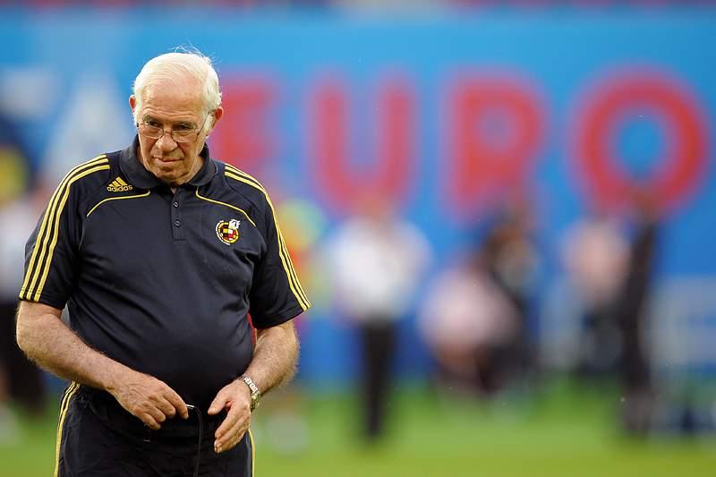 Futebol espanhol de luto