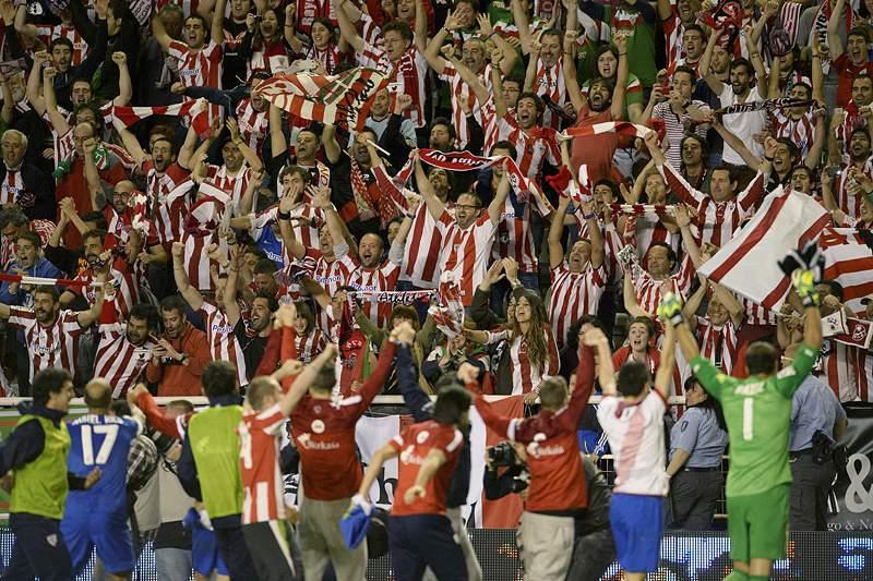 Athletic Bilbao garante presença no play-off da Champions