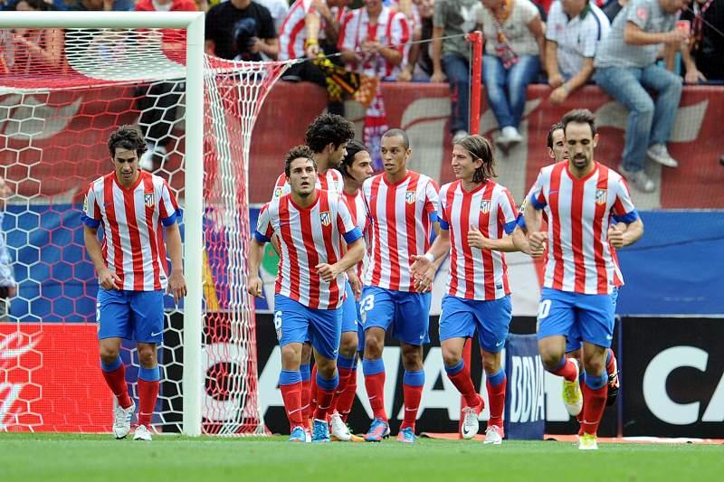 Atlético de Madrid vence Valladolid e aproxima-se do topo