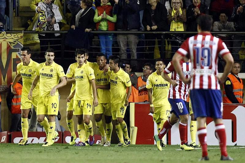 Atlético Madrid tropeça em Villareal com dois autogolos