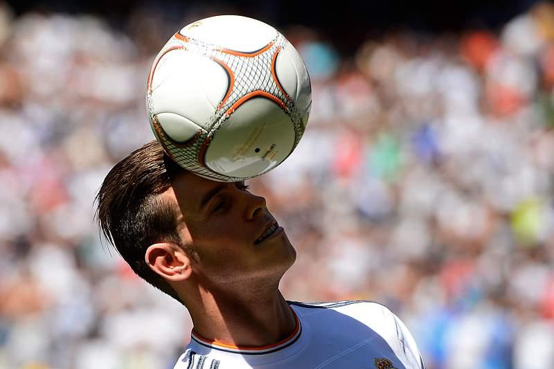 Bale melhor do que Neymar