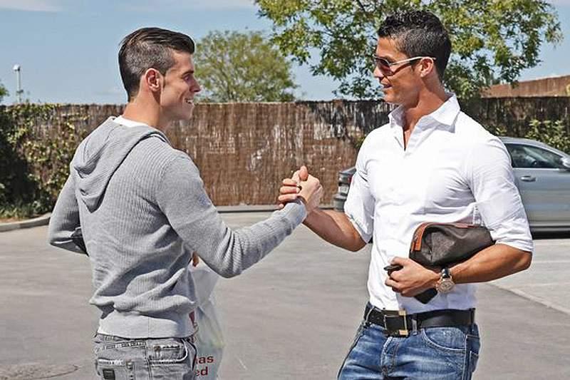 «Ronaldo deu-me muita confiança»