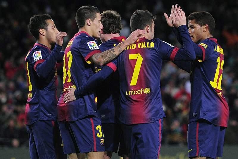 Barcelona eleito pela quarta vez o melhor do Mundo