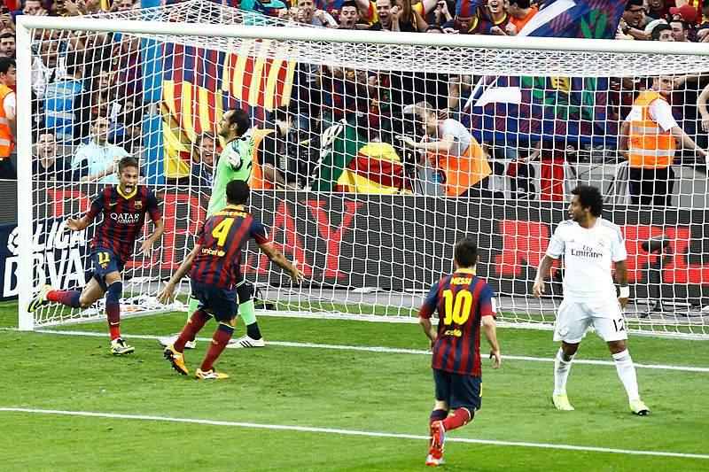 Neymar ofuscou Messi, Bale e CR7