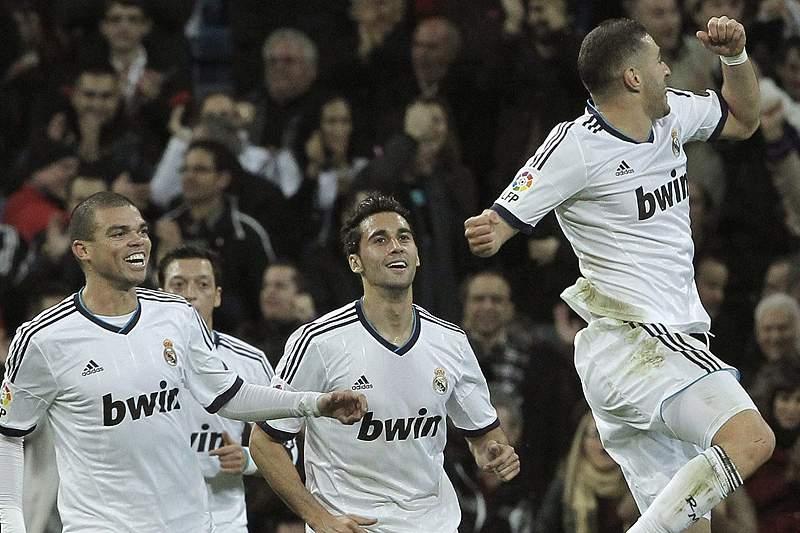 Cristiano Ronaldo em branco na goleada do Real