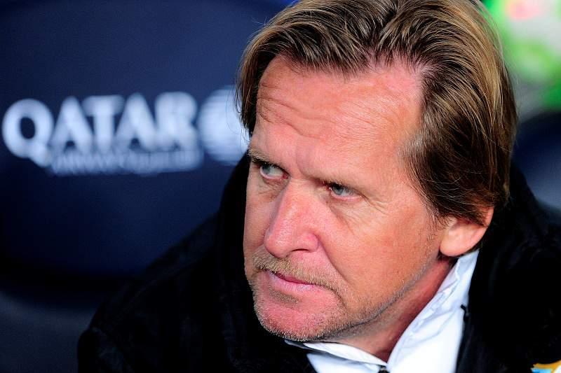 Bernd Shuster quer treinar Eintracht
