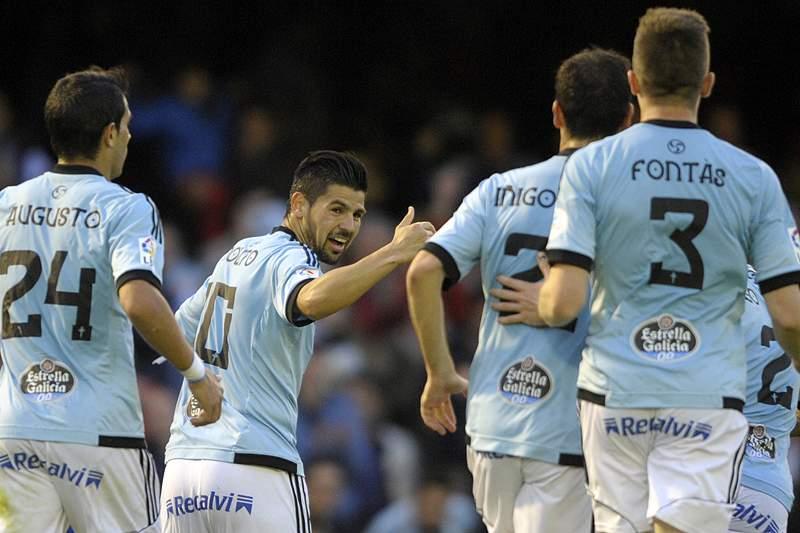 Celta de Vigo garante manutenção com goleada