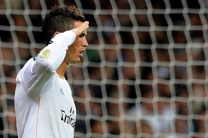 Ronaldo não atende telefonemas de Blatter