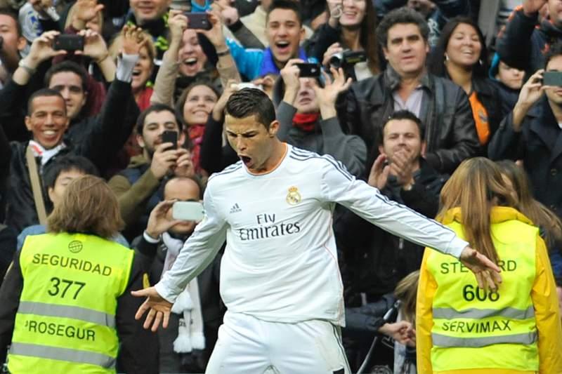 Ronaldo nos convocados do Real para jogo no Qatar