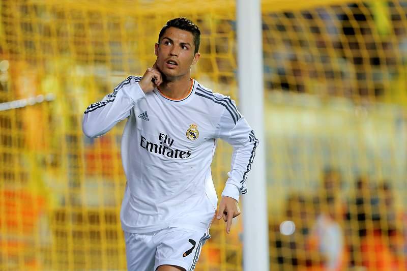Cristiano Ronaldo com contrato milionário