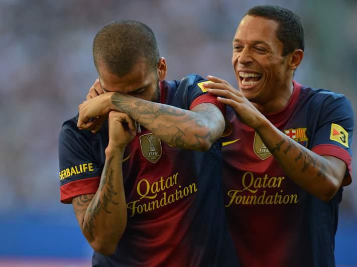 Barcelona vence Hamburgo