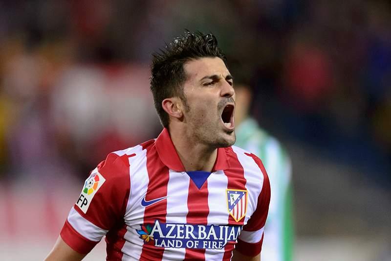 Atlético goleia e mantém pressão sobre o FC Barcelona