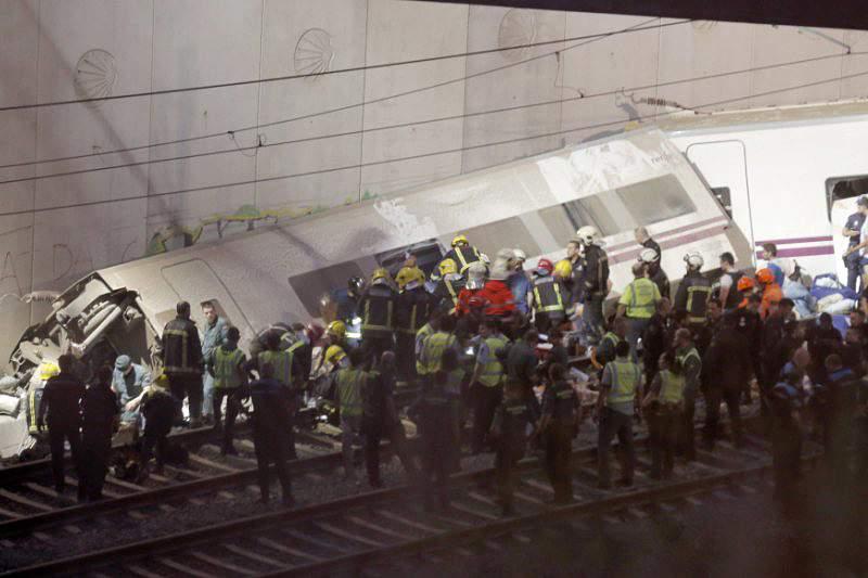 Ronaldo solidário com vítimas do descarrilamento de comboio
