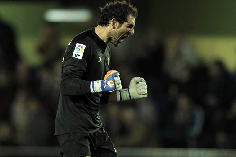 Diego López é reforço do Real Madrid