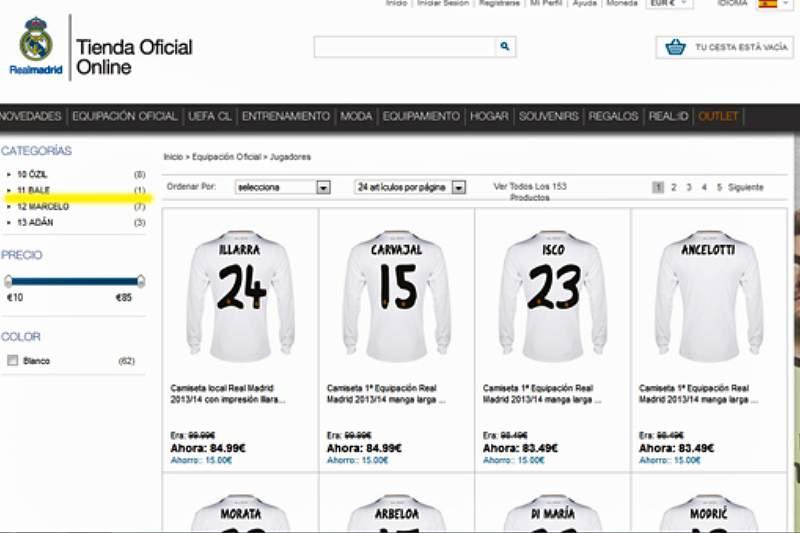 Site do Real Madrid já incluiu Bale no plantel