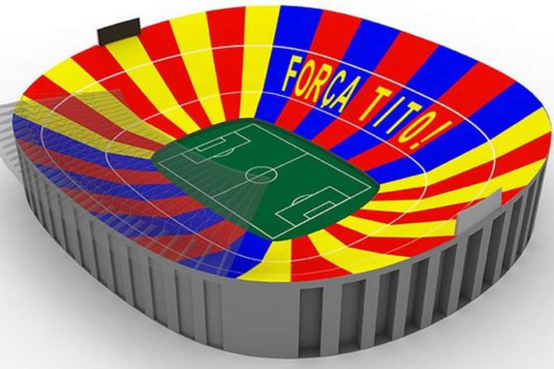 Barcelona prepara homenagem a Tito Vilanova