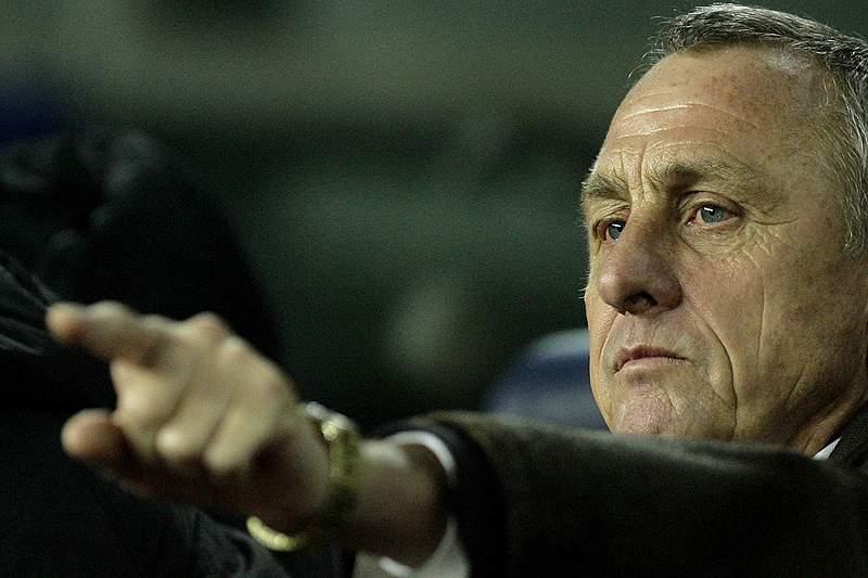 Johan Cruyff vai receber prémio Presidente da UEFA