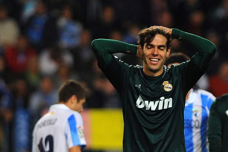 Ancelotti abre as portas da saída a Kaká