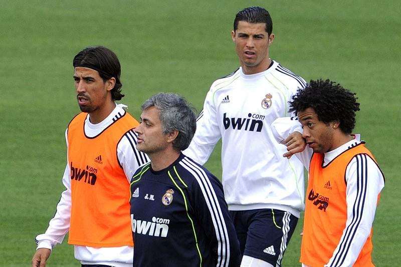 Marcelo e Modric falham deslocação a Dortmund