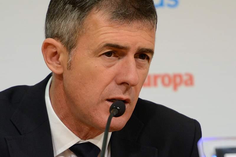 Lucas Alcaraz é o novo treinador do Granada