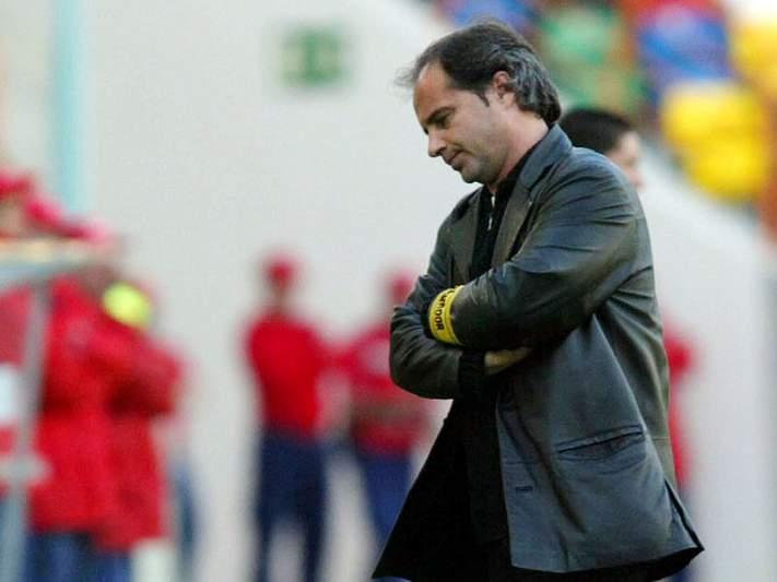Luís Campos na equipa técnica de Mourinho