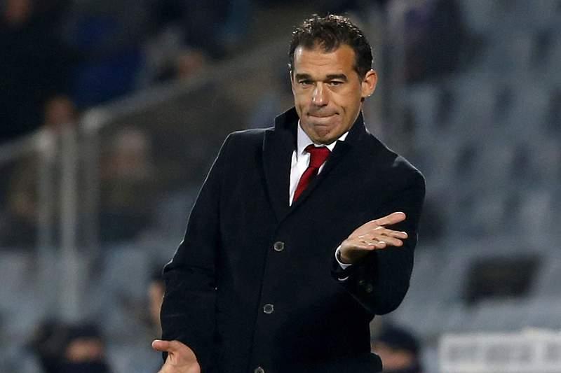 Getafe despede Luis García