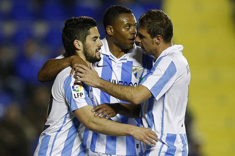 FC Porto já perdeu em Málaga