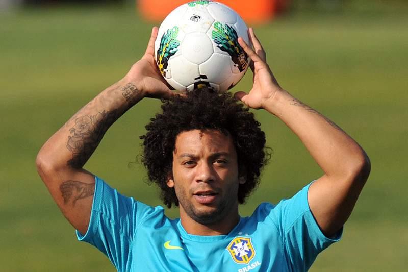 Marcelo falha jogo com seleção portuguesa