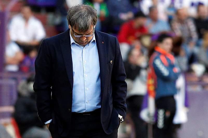 Barcelona perde com Valladolid