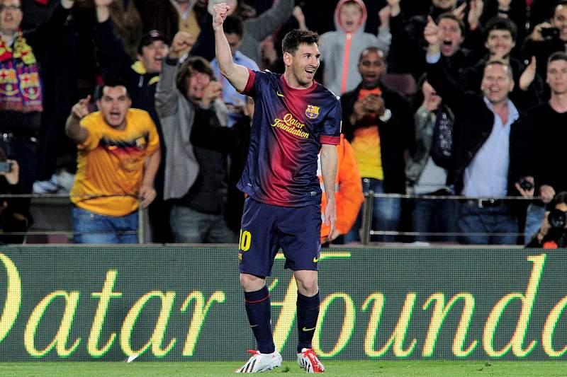 Messi entrou e tudo mudou