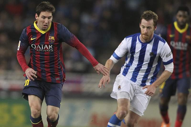 Barcelona perde liderança para o Real Madrid