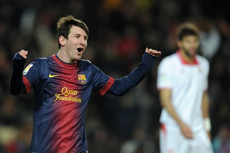 Messi volta a resolver em Camp Nou