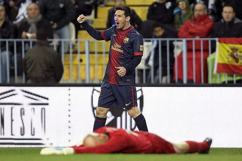 Barcelona fecha primeira volta com recorde de 55 pontos