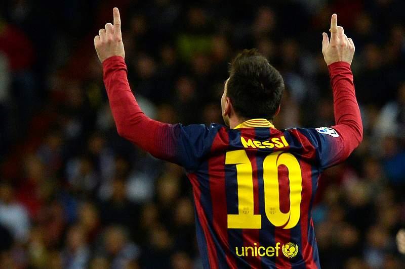 Barcelona quer que Messi seja o futebolista mais bem pago do mundo