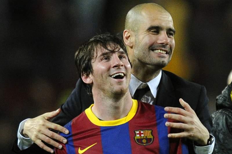 Messi humilhava Guardiola conta treinador Hans Backe