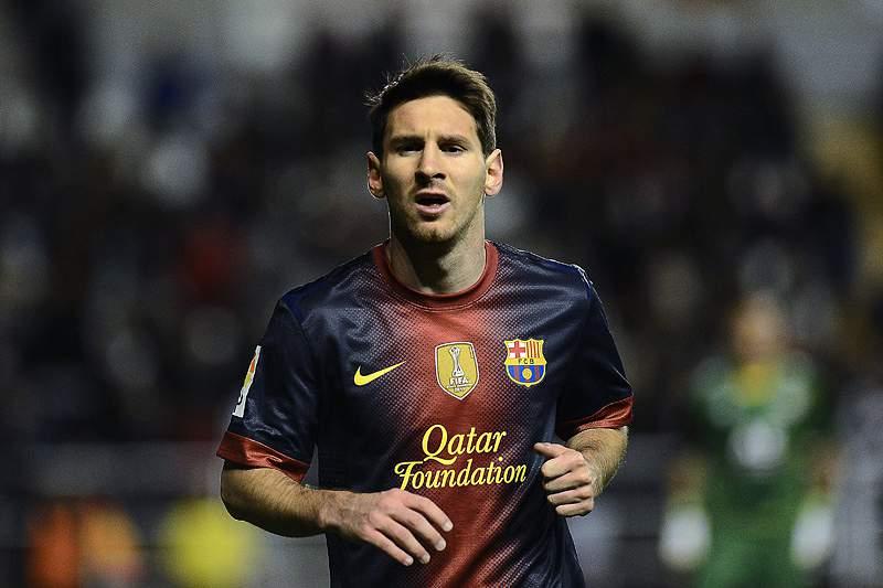 FIFA não reconhece recorde de Chitalu ou de Messi