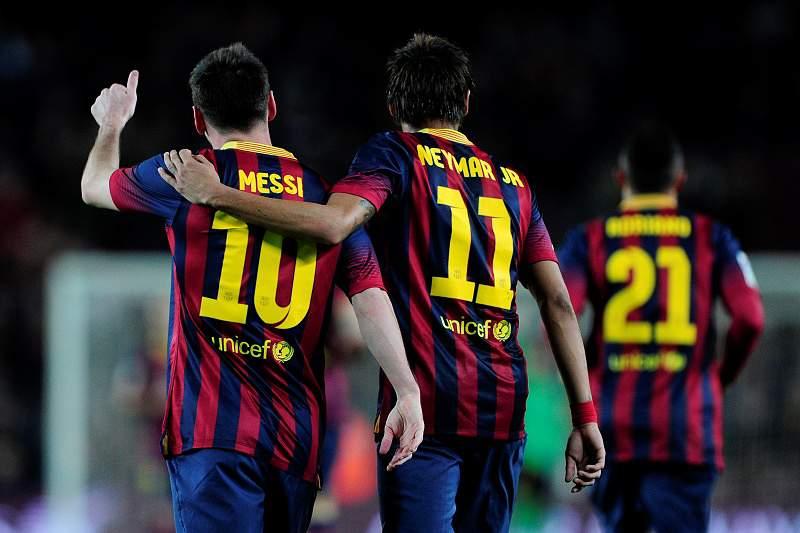 Barcelona vence e reaproxima-se da liderança