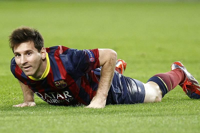 «Messi habituou-nos muito mal»