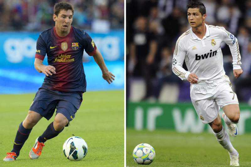 Peruanos provocam Messi com gritos por Ronaldo