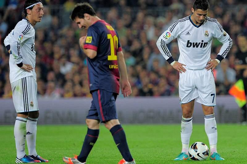 Messi elogia Cristiano Ronaldo