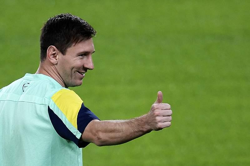Messi vai renovar depois das férias