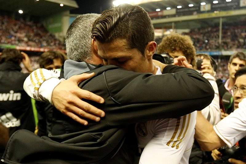 Mourinho quer levar Ronaldo para o Chelsea