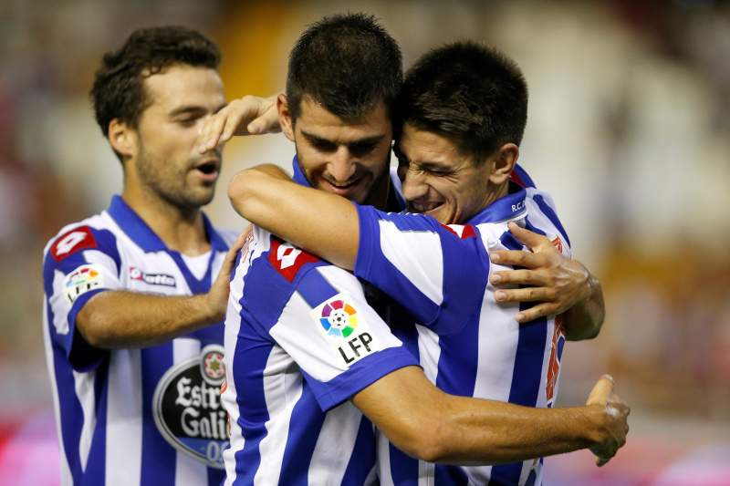 Bruno Gama confiante de que o Deportivo vai assegurar a manutenção