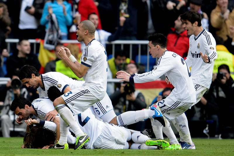 Real Madrid e PSG jogam particular a 27 de julho