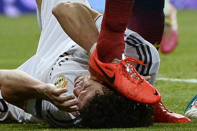 Estalou o verniz entre capitães da seleção espanhola