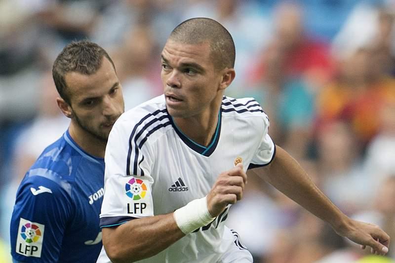 Pepe já teve alta hospitalar