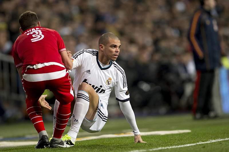 Pepe prevê muitos mais golos de Cristiano Ronaldo