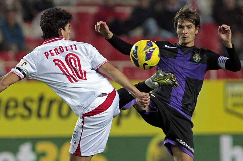 Sevilha perde com Valladolid