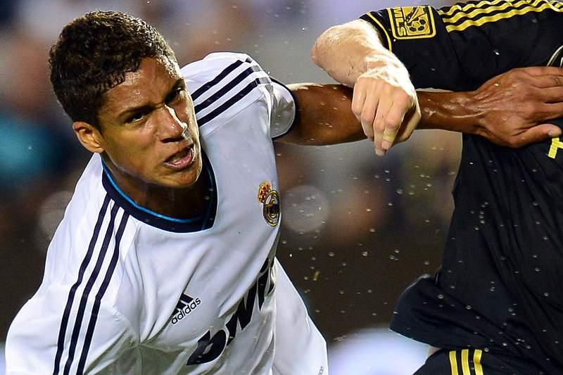 Varane afirmou-se recentemente no Real Madrid